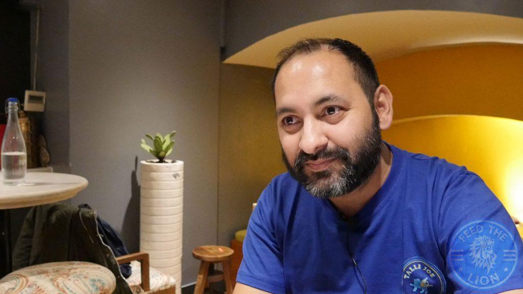 Talli Joe Indian Restaurant Covent Garden London Halal Shaftesbury Avenue Chef Sameer Taneja