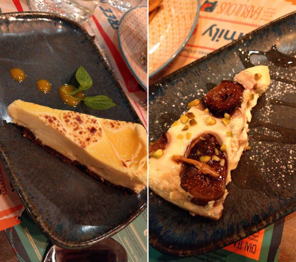 Tamatanga Indian Birmingham Curry Curries Cheesecake