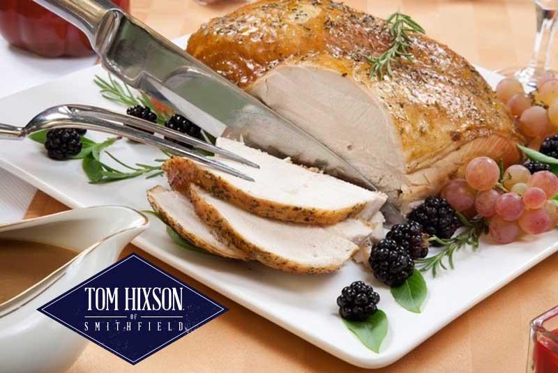 Halal Turkey Online Order Delivery Tom Hixson of Smithfield