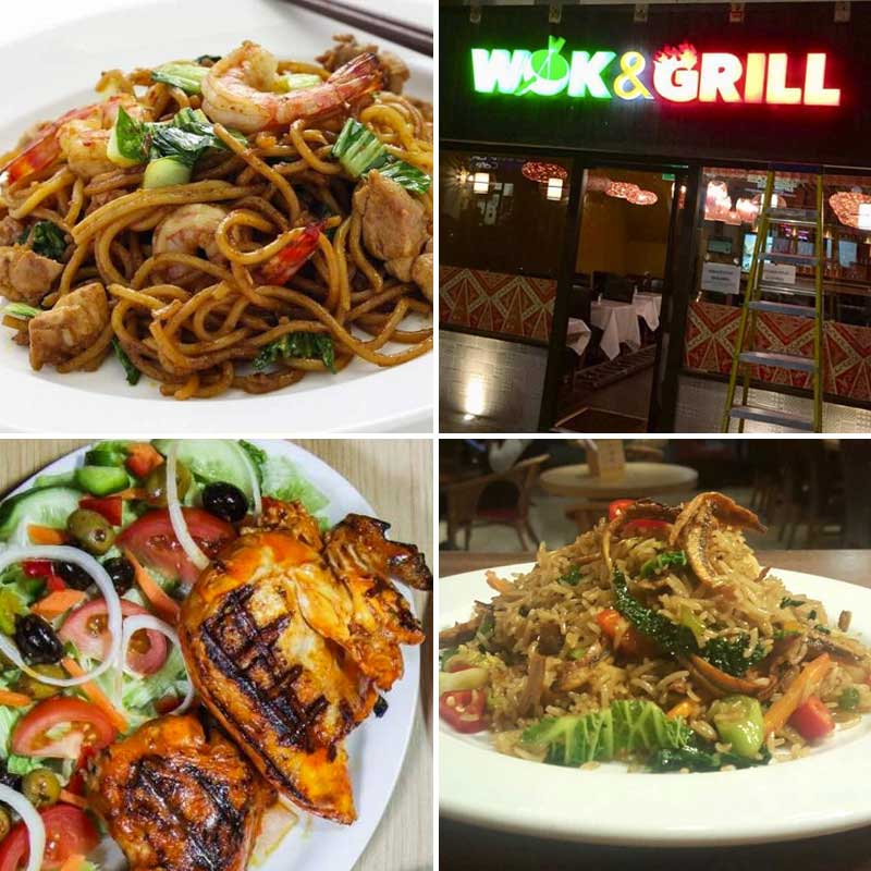 wok and grill leyton hmc feed the lion. Black Bedroom Furniture Sets. Home Design Ideas