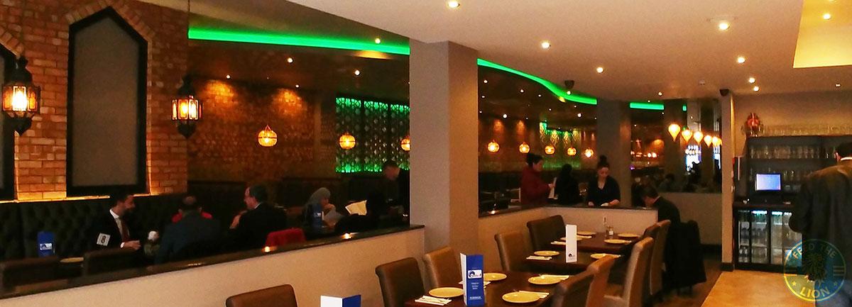 Sofra Turkish Restaurant Menu