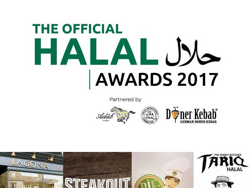 The Oficial Halal Awards 2017 winners