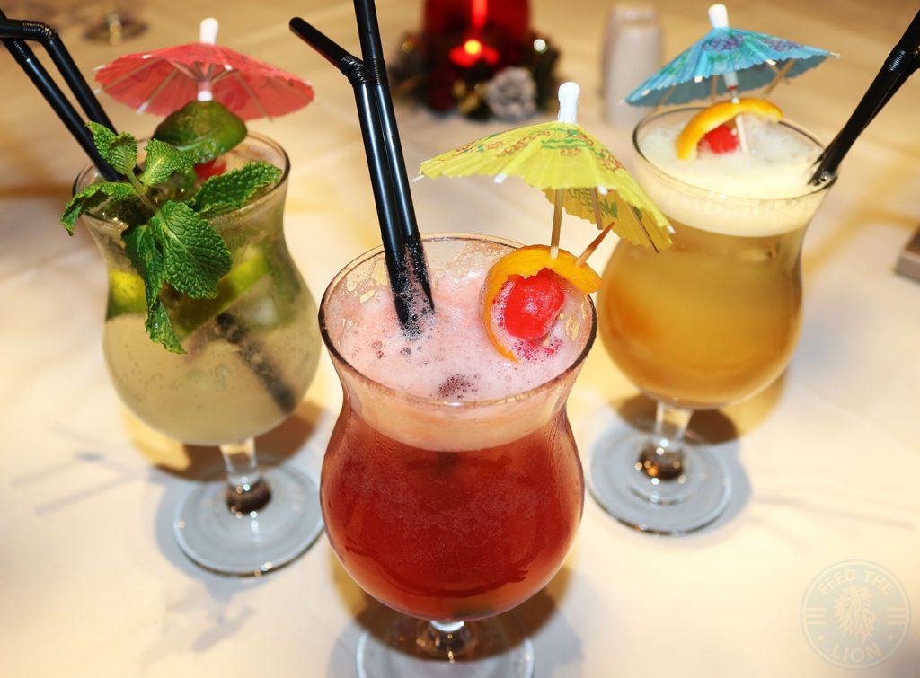 indique indian restaurant Manchester Halal Curry drinks mocktails