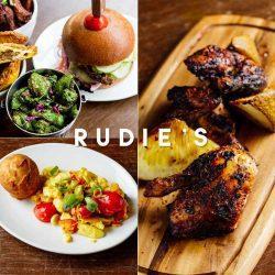 Rudie's Jamaican Shoreditch Boxpark Jerk Chicken