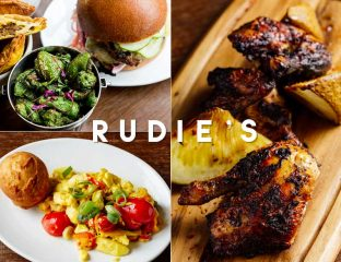 Rudie's Jamaican Shoreditch Boxpark Jerk Chicken