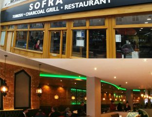 Sofra Turkish Restaurant Halal Charcoal Grill Hounslow
