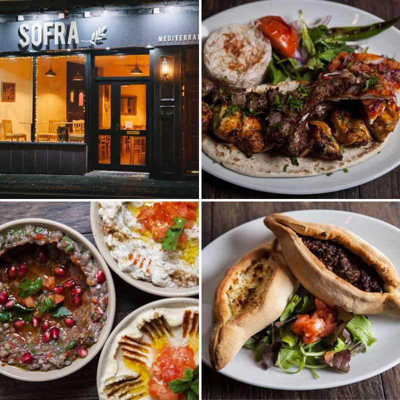 Sofra Mediterranean Cuisine Didsbury Manchester