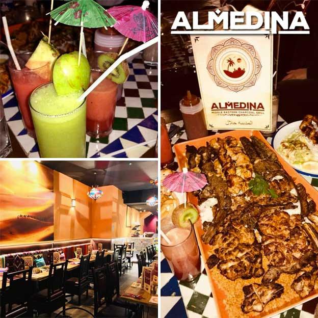 Almedina Grill & Juice Bar Bristol Kebabs