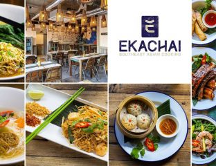 Ekachai King's Cross London South East Asian