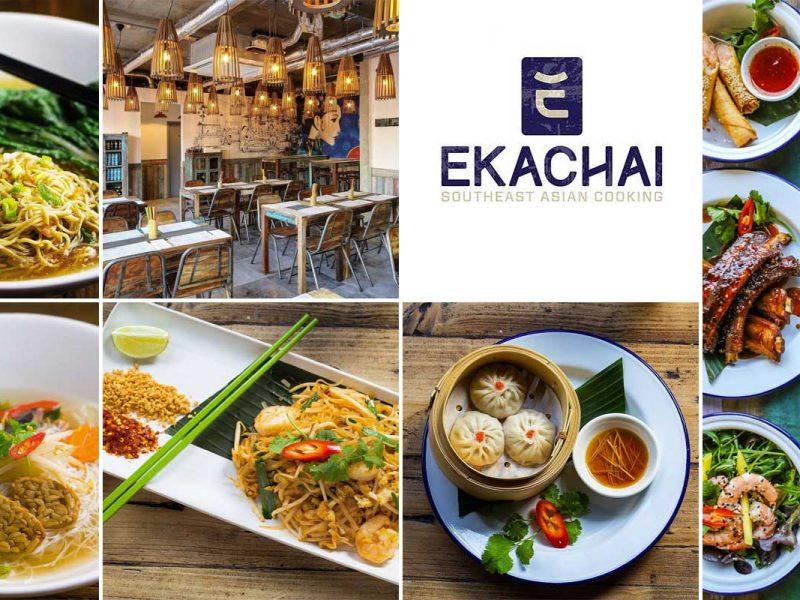 Ekachai King's Cross London South East Asian