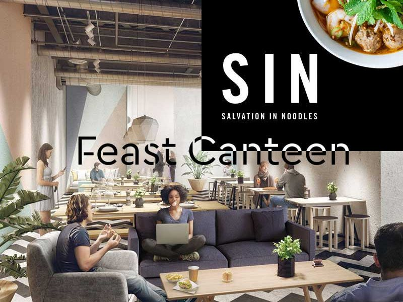 Feast Canteen Hammersmith Kings Mall Salvation in Noodles