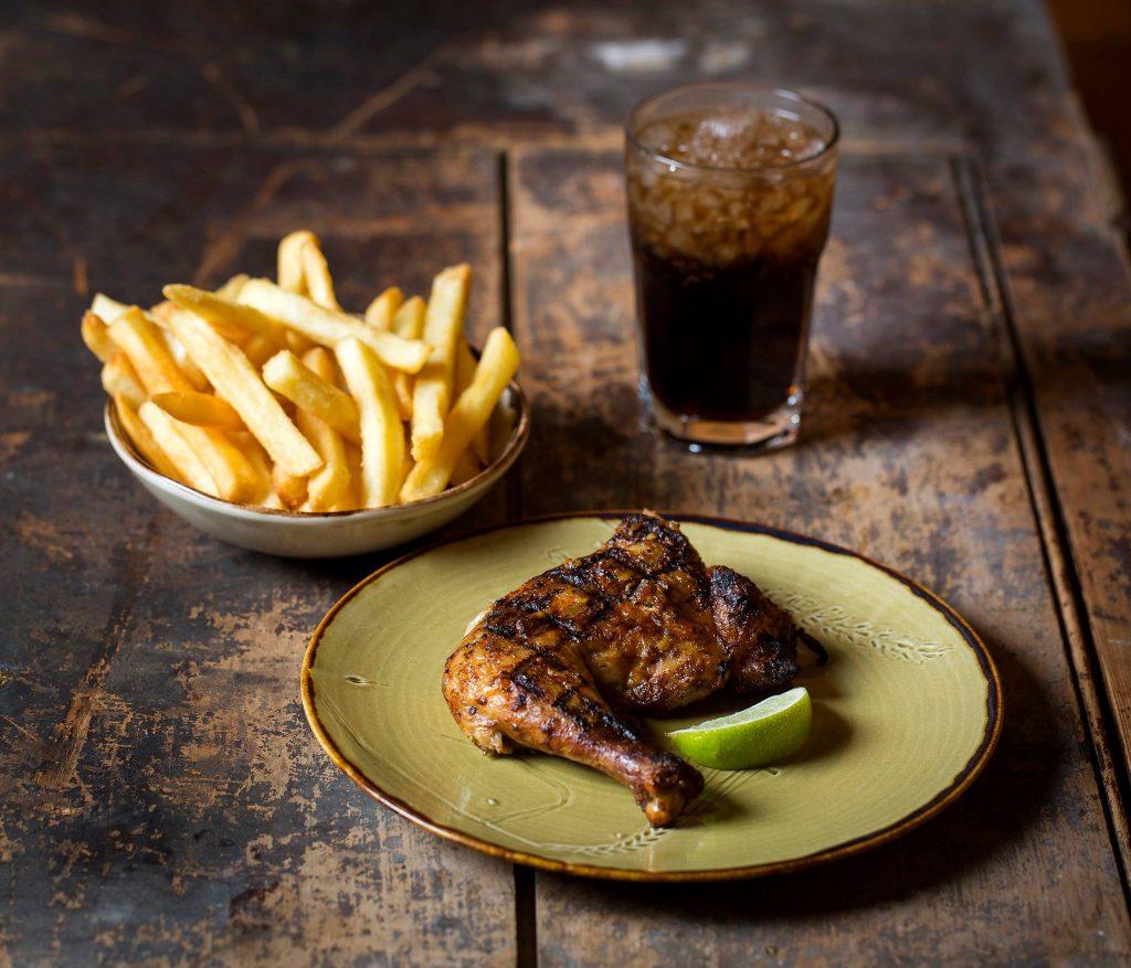 Frangos Kingston Chicken Grilled Halal Wings