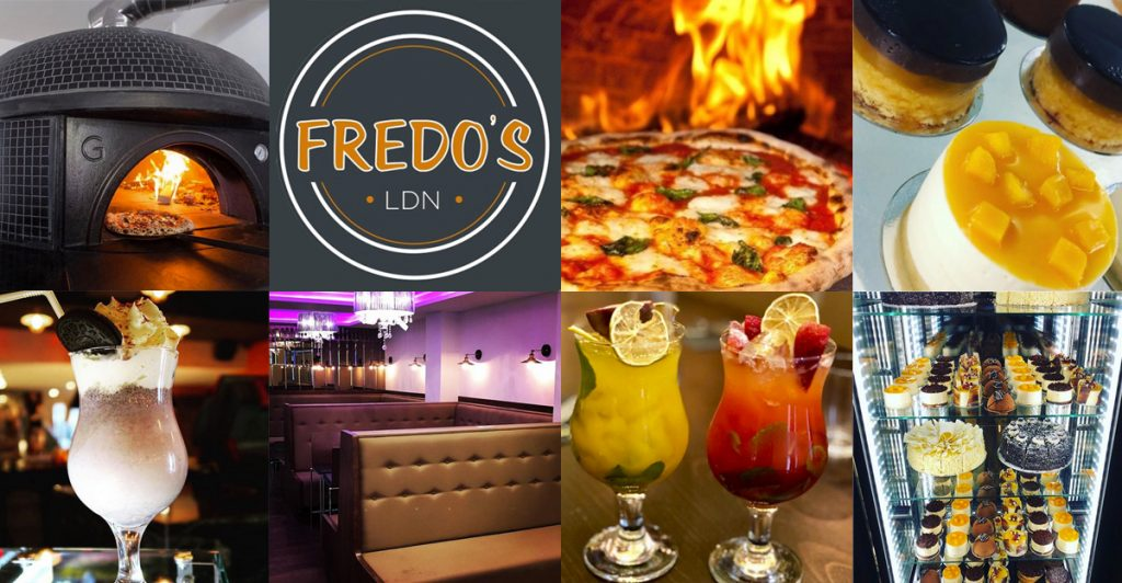 Fredo's LDN London Pizza Wood Oven