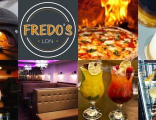 Fredo's LDN London Pizza Wood Oven