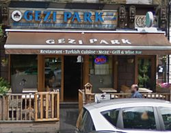 Gezi Park Wanstead halal turkish grill
