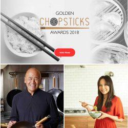The Golden Chopsticks Awards Halal