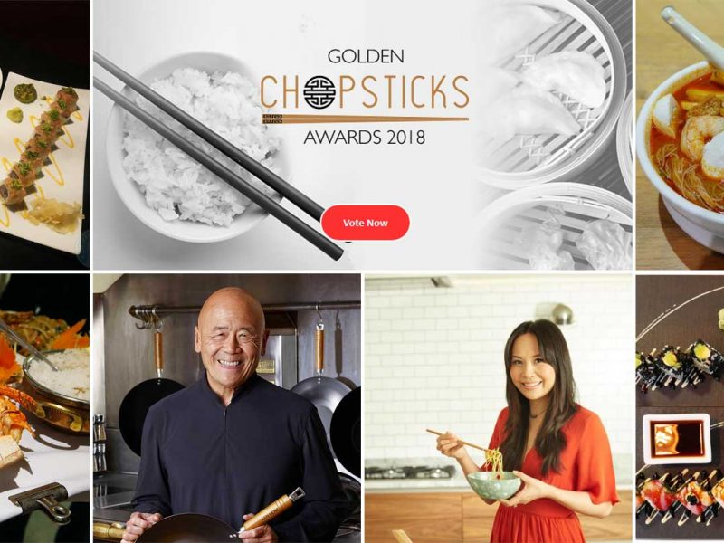 The Golden Chopsticks Awards Halal