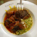 Enish Nigerian Finchley Restaurant Halal lamb