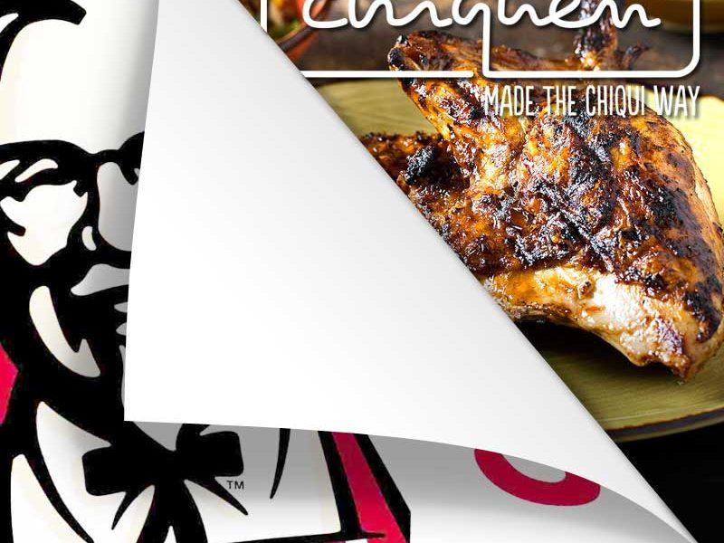 kfc crisis chicken halal chiquen halal free range chicken kfc wood green #kfccrisis