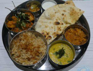 Thali Ho Surbiton Halal Indian Restaurant London Middlesex Curry Award