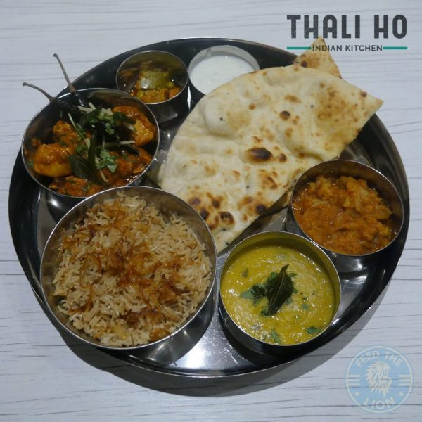 Thali Ho Surbiton Halal Indian Restaurant London Middlesex Curry Award