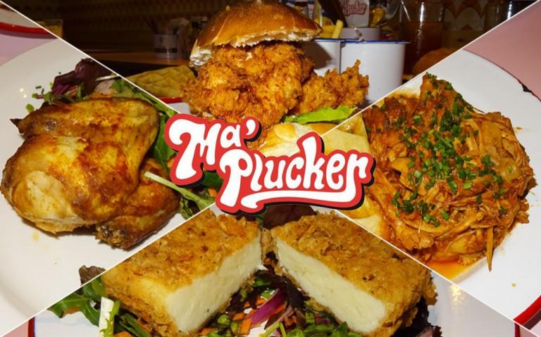 maplucker chicken kfc halal soho