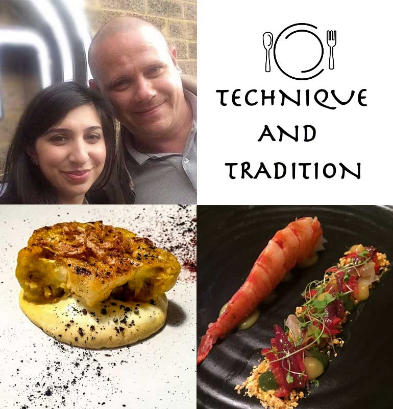 Masterchef Saliha Mahmood-Ahmed Steve Kielty Supper Club