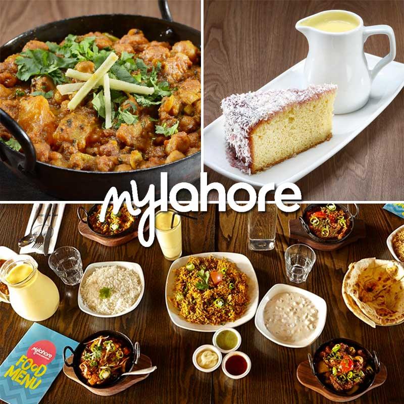 MyLahore Pakistani Restaurant Leeds