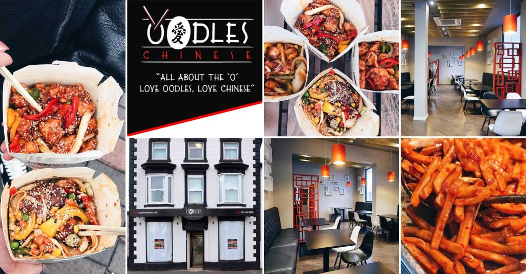 Oodles Chinese Birmingham Noodle Bar