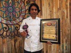 asian Thali Ho Surberton Halal Indian Restaurant London Curry Award