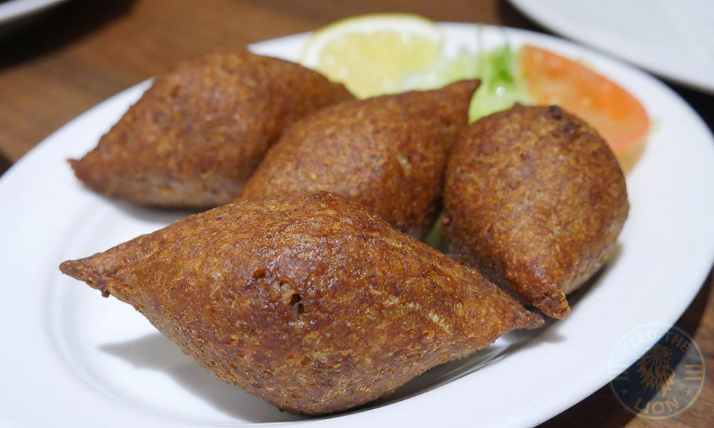 Yasmeen Restaurant Kibbeh Halal Lebanese Restaurant St Johns Wood