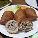 Yasmeen Restaurant Halal Lebanese Restaurant St Johns Wood Kibbeh