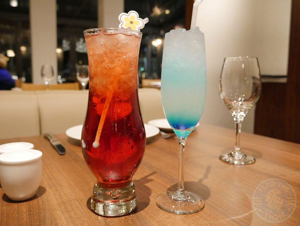 Yasmeen Restaurant Halal Lebanese Restaurant St Johns Wood Drinks Cocktail Mocktail Champagne