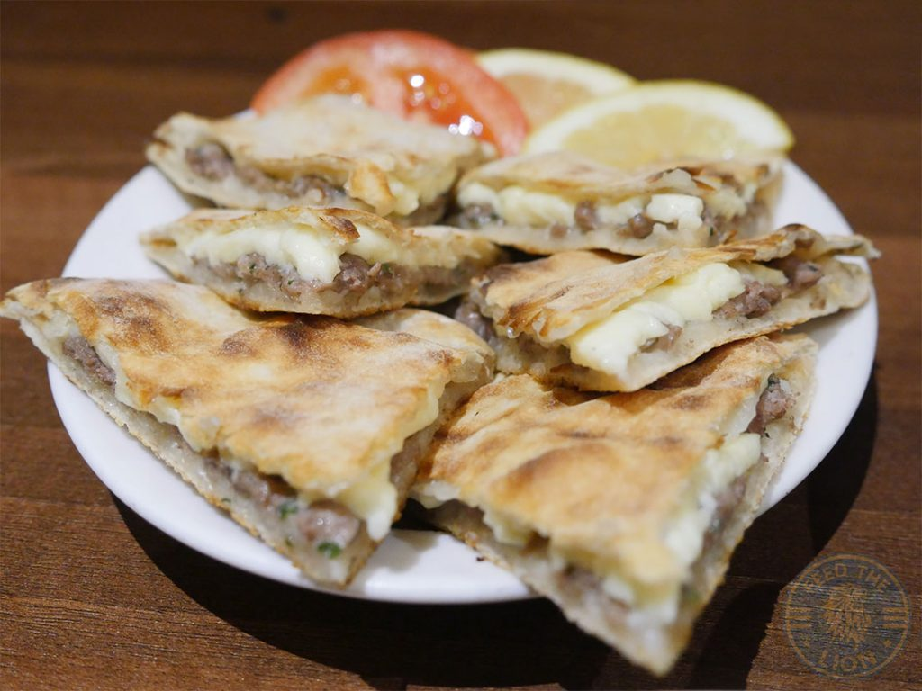 Yasmeen Restaurant Halal Lebanese Restaurant St Johns Wood Yasmeen's Arayes