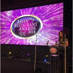 Asian Restaurant Awards 2018 Winners Halla