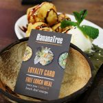 loyalty card Banana Tree IndoChinese Halal Bayswater restaurant London