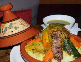 le Comptoir Mezza grill cake Moroccan Kensal Rise green London Halal