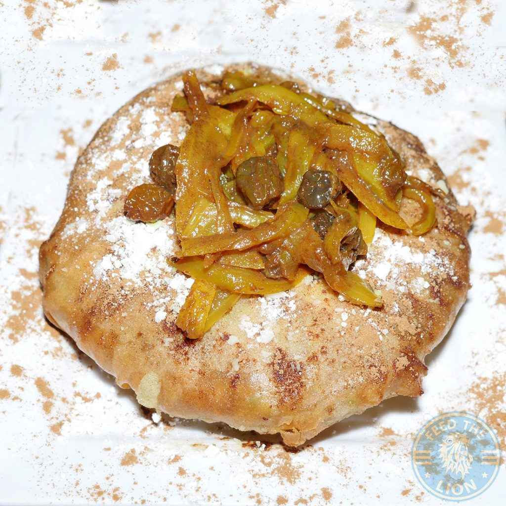 Comptoir Mezze grill Moroccan Kensal Rise green London Halal Chicken Pastilla