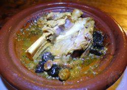 tagine lamb Comptoir Mezze grill Moroccan Kensal Rise green London Halal lamb