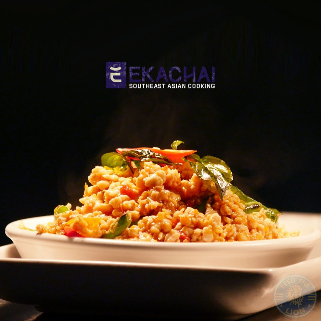 Ekachai south east asian kings cross london feed the lion ekachai south east asian kings cross chinese halal restaurant noodle curry forumfinder Image collections
