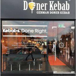 german doner kebab gdk Frank Bruno Boxer