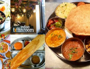 Indian Tiffin Room Leeds Curry Dosa Thali
