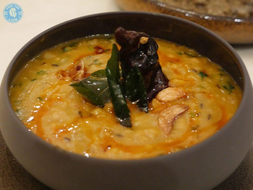 Lentil Matsya Contemporary Fine Dining Mayfair Indian London Halal