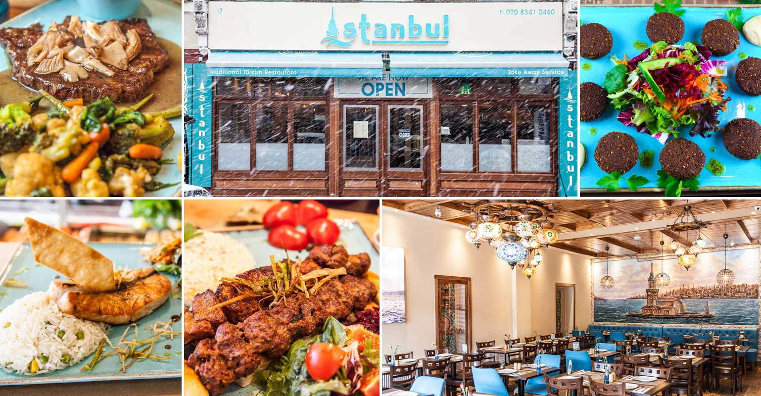 Istanbul restaurant serves turkish cuisine in hornsey for Anatolia mediterranean cuisine menu