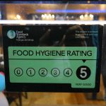 Hygiene Rating KooKoo Grill Seafood Middle Eastern Persian Surbiton London