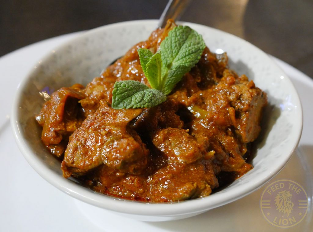 Chicken Liver KooKoo Grill Seafood Middle Eastern Persian Surbiton London