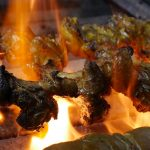 KooKoo Grill Seafood Middle Eastern Persian Surbiton London