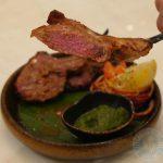 Lamb Chops Matsya Contemporary Fine Dining Mayfair Indian London Halal