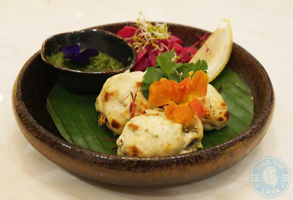 Kebab Matsya Contemporary Fine Dining Mayfair Indian London Halal
