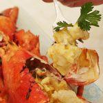 Lobster Matsya Contemporary Fine Dining Mayfair Indian London Halal